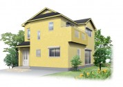住宅戸建てパース制作例7